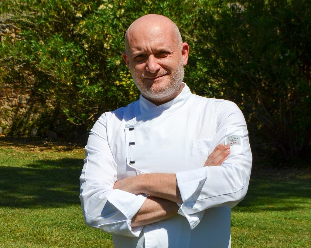 Lo Chef Saverio Guardato