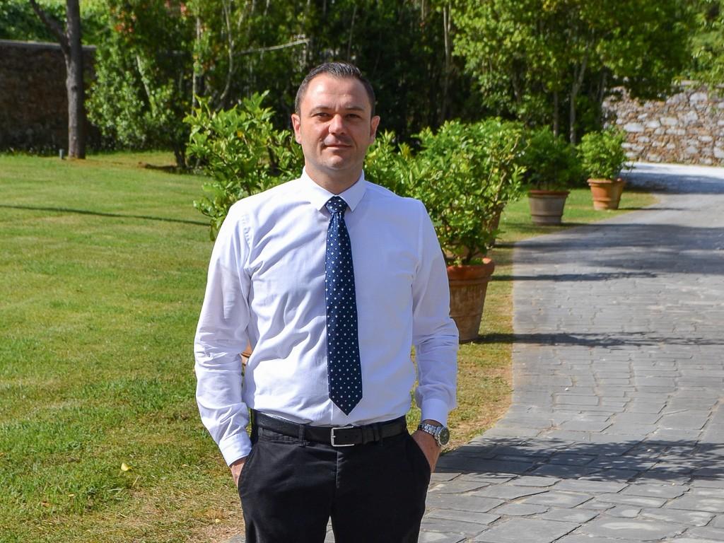 Il Restaurant Manager Pasquale Mazzola