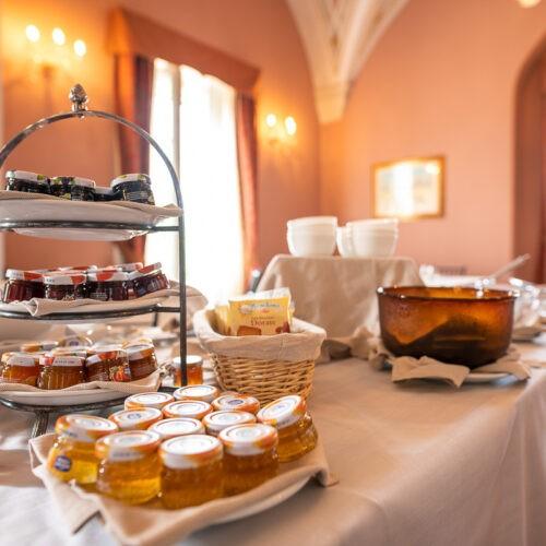 Hotel Villa San Michele - Colazione