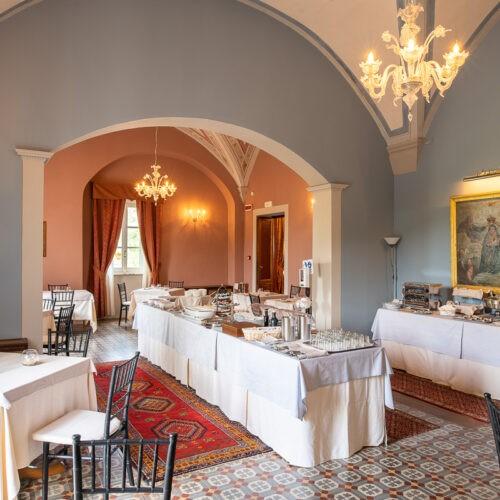 Hotel Villa San Michele - Sala Ristorante