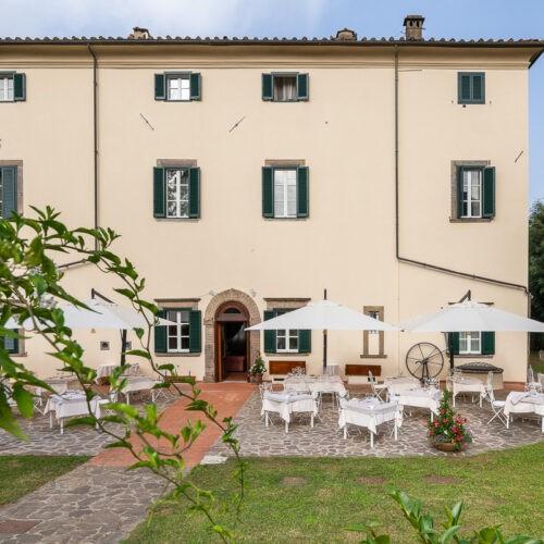 Hotel Villa San Michele - esterno