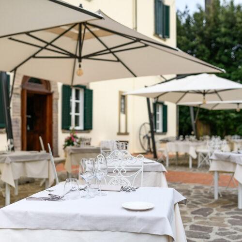 Hotel Villa San Michele - Giardino esterno