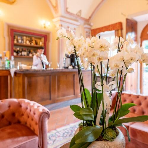 Hotel Villa San Michele - Lounge bar