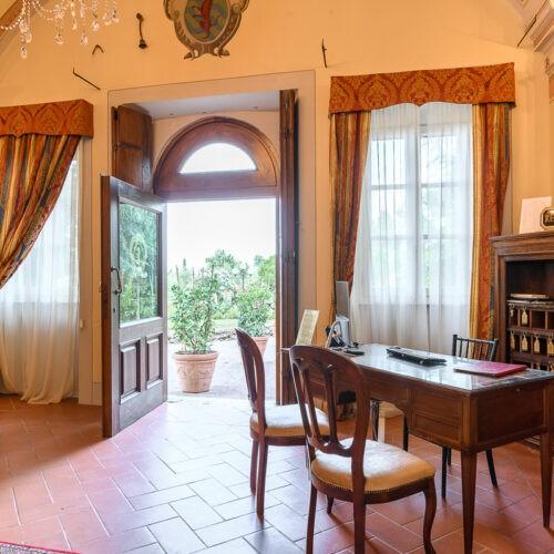Hotel Villa San Michele - Reception