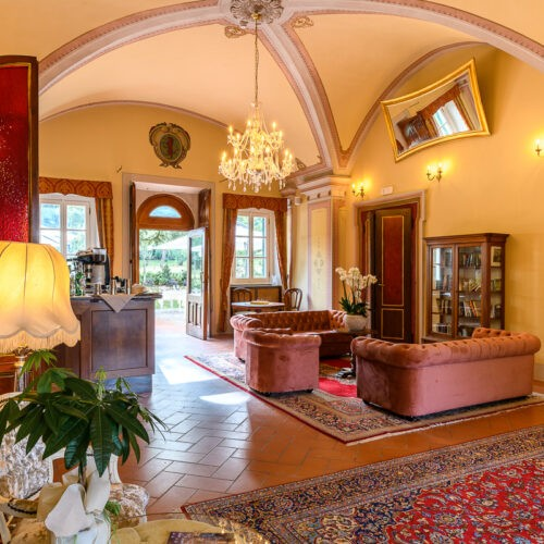 Hotel Villa San Michele - Hall