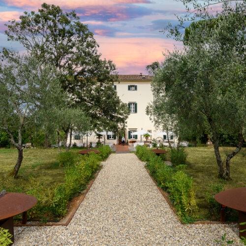 Hotel Villa San Michele - Oliveto