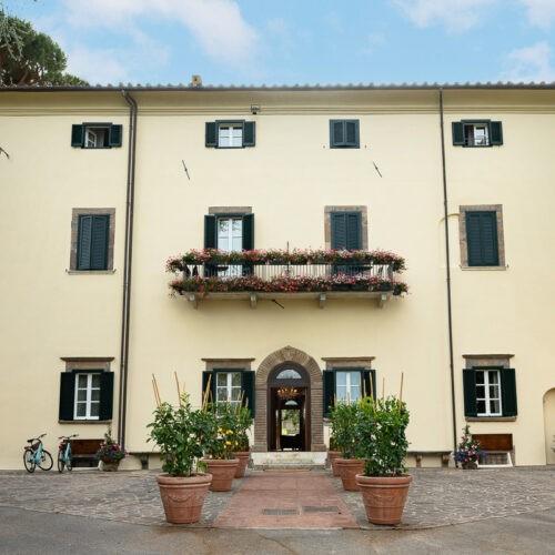 Hotel Villa San Michele - Ingresso principale